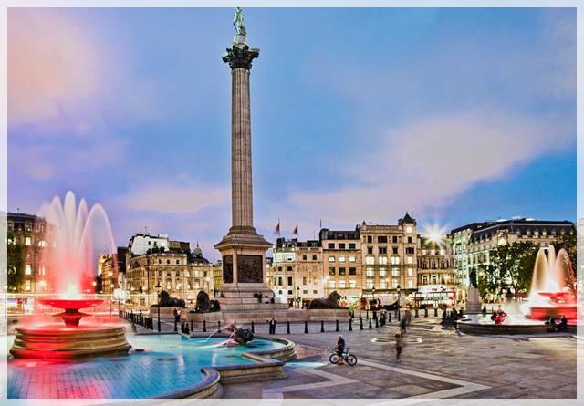 Visitar Londres - Trafalgar Square