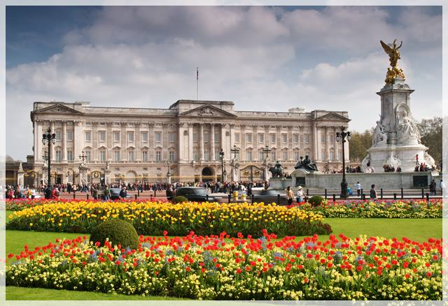 que ver en Londres - Buckingham Palace