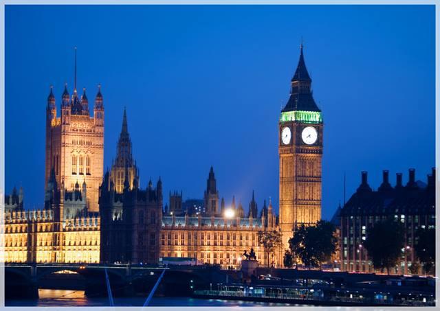que ver en Londres - El Big Ben