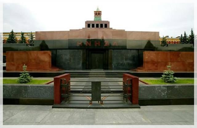 que ver en moscu - el mausoleo de lenin