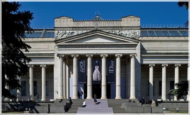 viajar a moscú - El Museo Pushkin de Bellas Artes