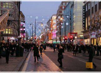 visitar Londres - Oxford Street