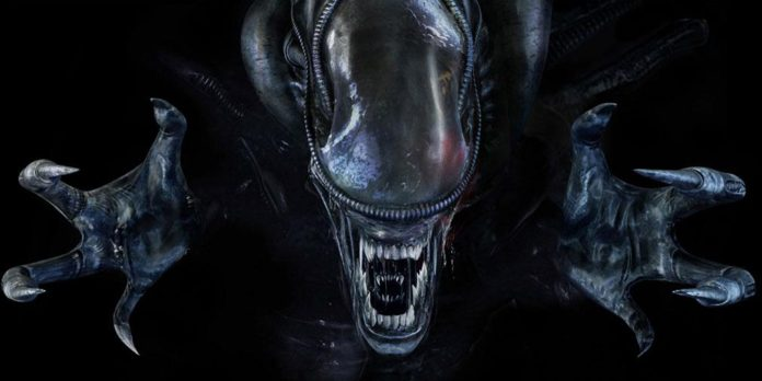 'Alien Covenant' el actor Danny McBride en una nave espacial
