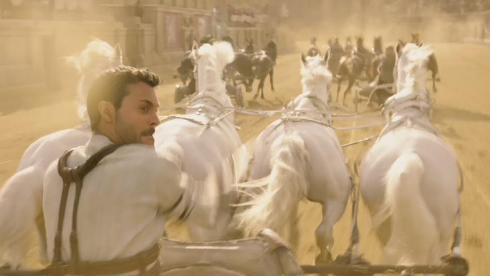 Ben-Hur trailer extenso del remake de la película de 1959