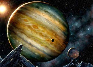 Cuales son las lunas de Júpiter quinto planeta del Sistema Solar