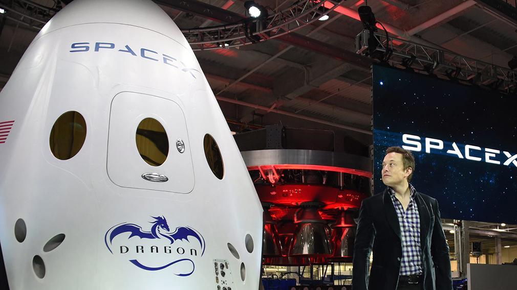Elon Musk explica su 'ruta de carga' al planeta Marte