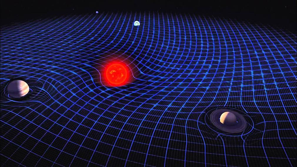 Físicos observan el comportamiento de los materiales cuánticos en el espacio curvado