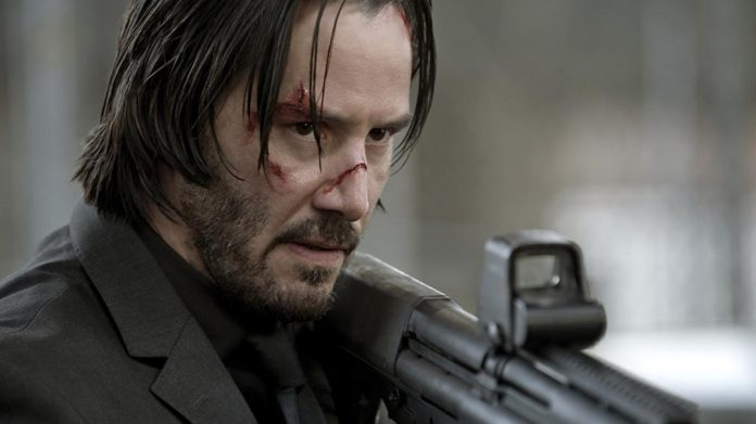 'John Wick 2' Keanu Reeves contará con un nuevo perro