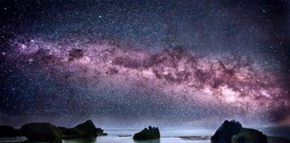 La Vía Láctea se oculta a un tercio de la humanidad por la contaminación luminosa