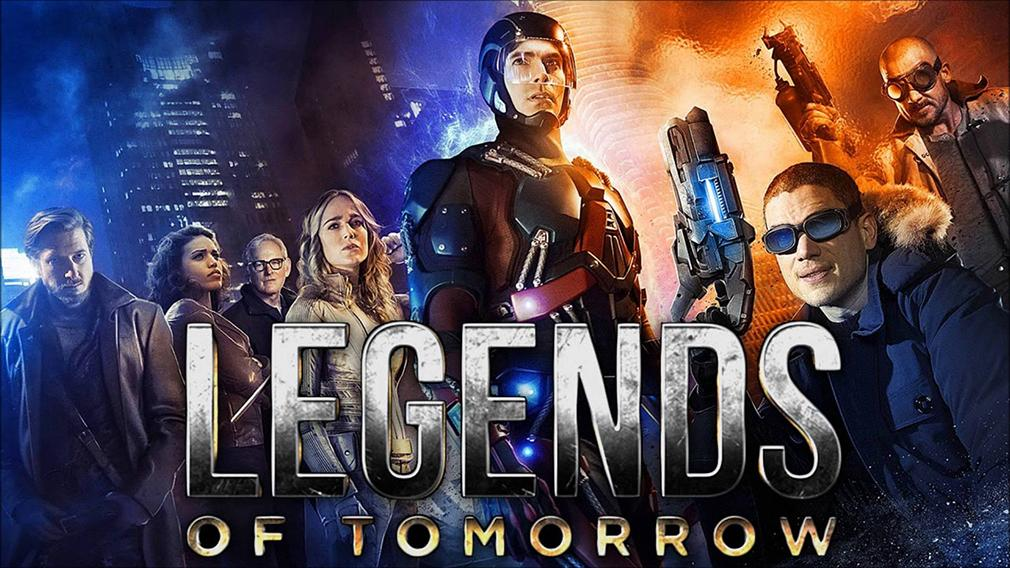 Legends of Tomorrow temporada 2 Nick Zano será Citizen Steel