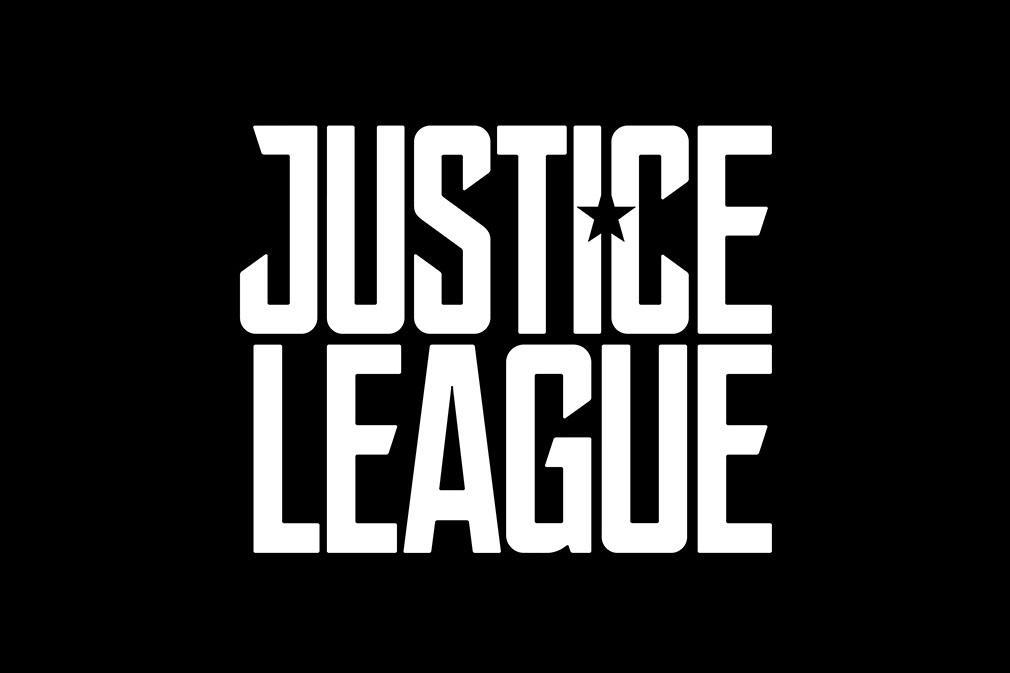 Liga de la Justicia logos y sinopsis oficial revelada logo negro