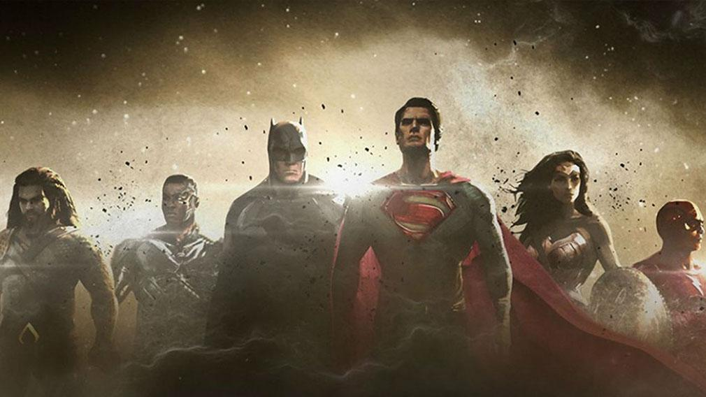 Liga de la Justicia se revelan detalles el próximo martes