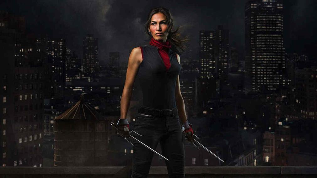 'Los Defensores' Elektra y Misty Knight podrían unirse a la serie