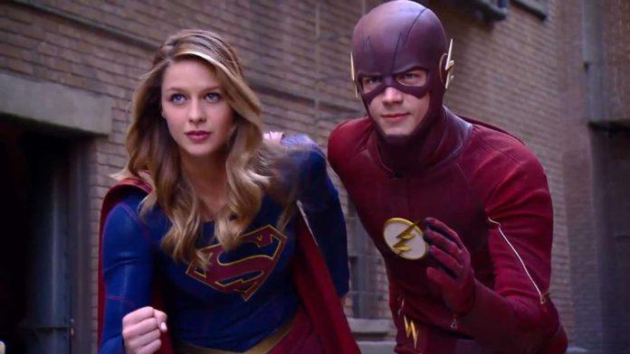 Supergirl temporada 2 Melissa Benoist habla de Barry y Kara