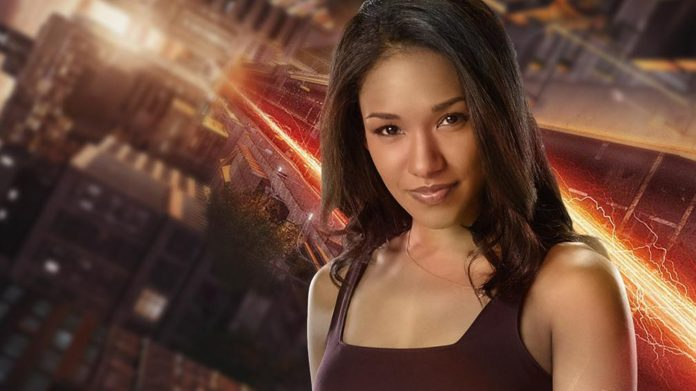 The Flash temporada 3 Candice Patton habla de la reacción de Iris
