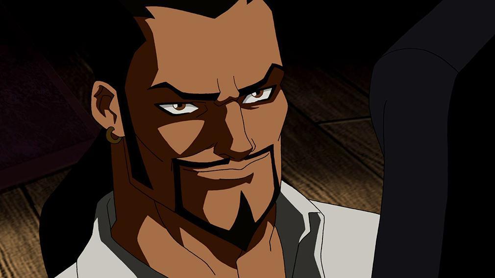 The Flash temporada 3 rumores 'The Flash vs Abra Kadabra' en la imagen el personaje en su juventud en la serie Justicia Joven
