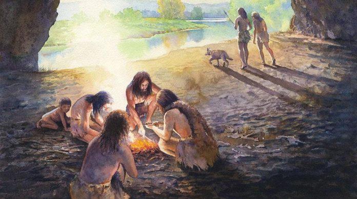 Antiguos constructores neandertales de la Edad de Piedra, poseían habilidades técnicas