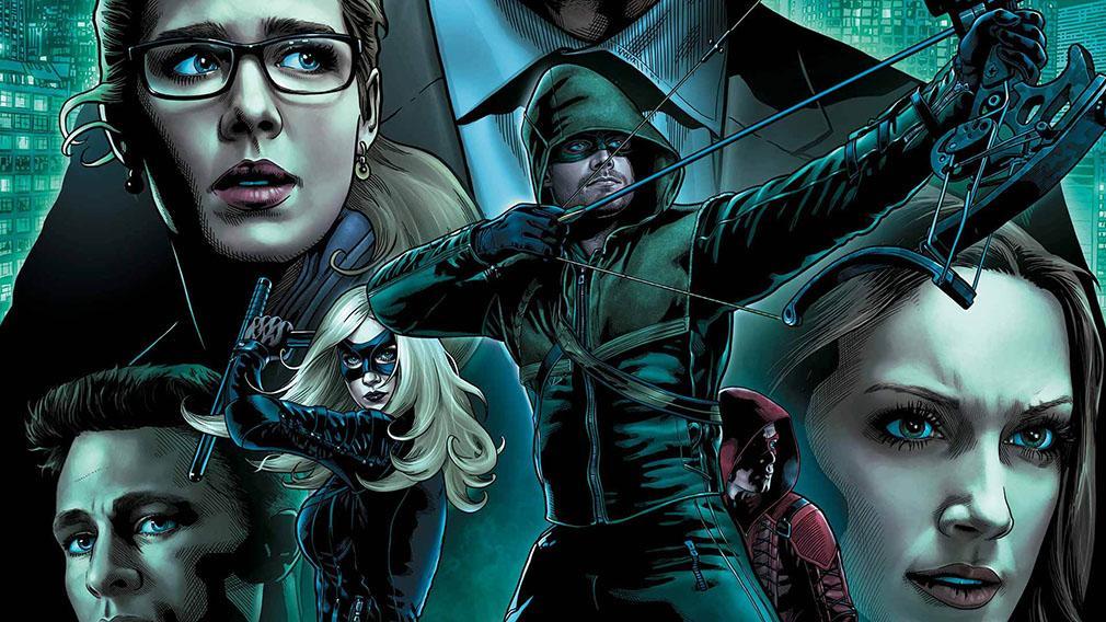 Arrow temporada 5 comienzo de producción y titulo oficial