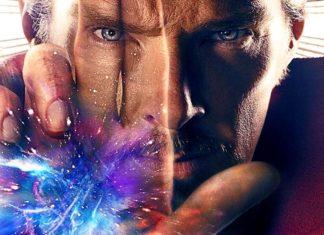 'Doctor Strange' trailer y poster lanzados en la Comic-Con 2016