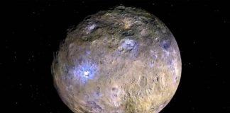 El planeta Ceres los misterios del espacio