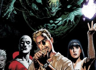 Justice League Dark trailer largo de la nueva película animada de la DC