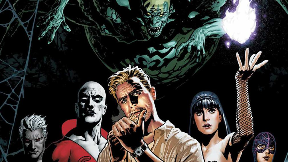 Justice League Dark trailer largo de la nueva película animada de la DC