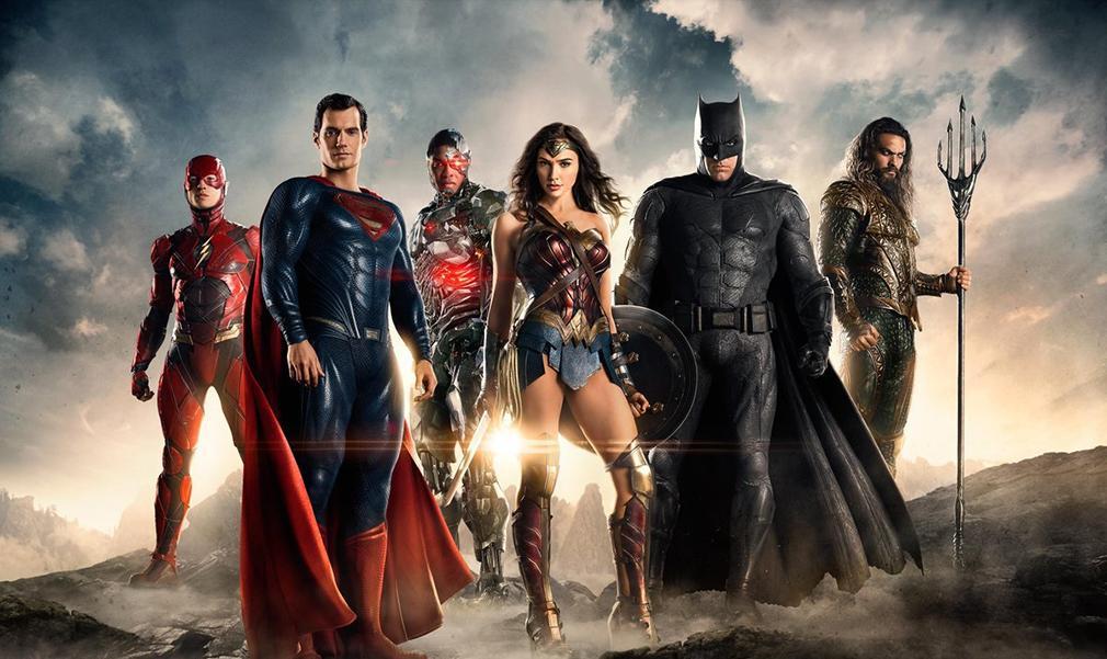 'Justice League' trailer de la Comic-con de San Diego