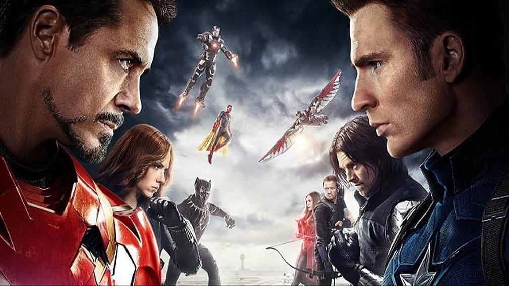 Las mejores películas de 2016, muy recomendadas - Capitán America Civil War
