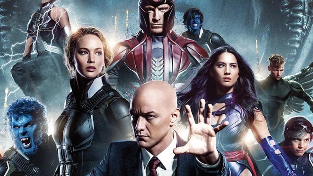 Las mejores películas de 2016, muy recomendadas - X-Men Apocalipsis
