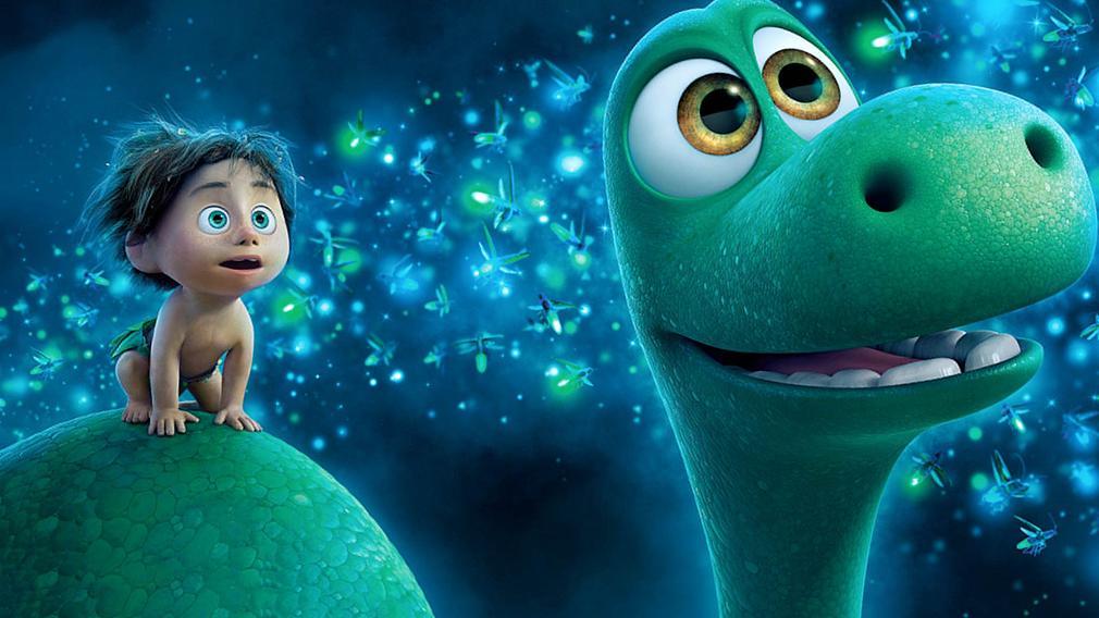Las mejores películas de Pixar (actualizado a 2016) - El viaje de Arlo