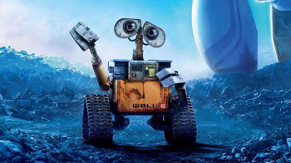 Las mejores películas de Pixar (actualizado a 2016) - WALL·E. Batallón de limpieza
