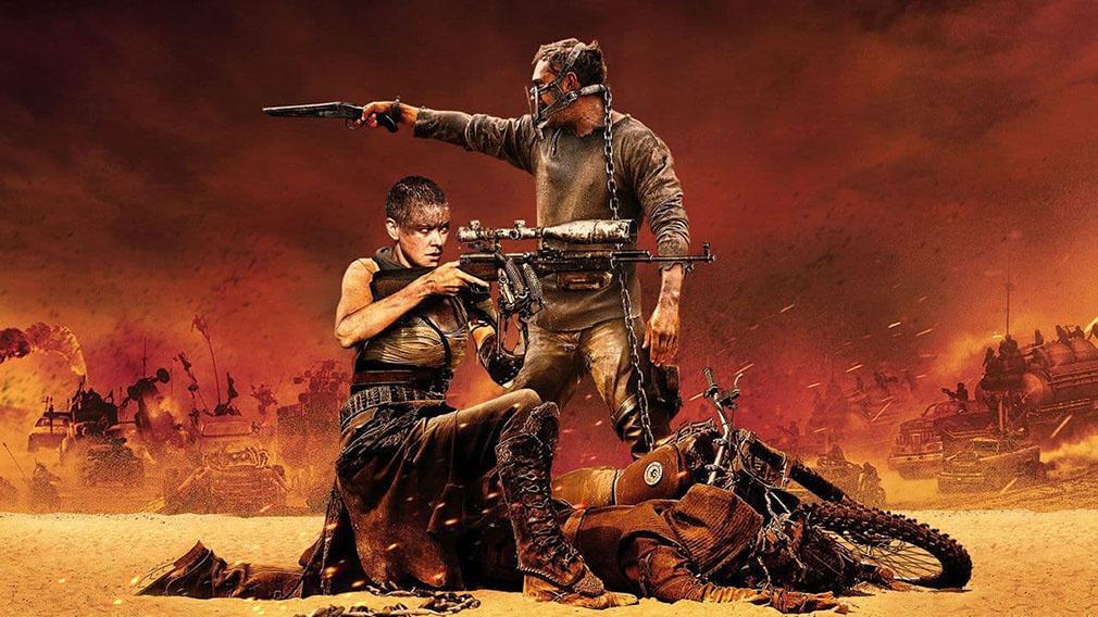 Las mejores películas de aventuras para ver en familia (actualizado 2016) - Mad Max furia en la carretera