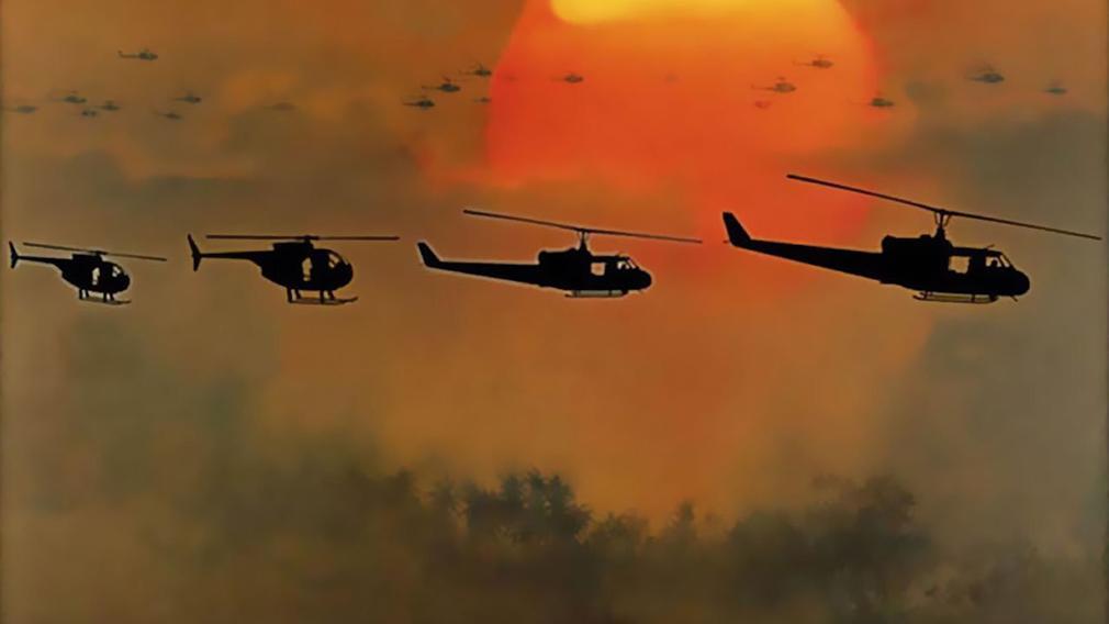 Las mejores películas de guerra (bélicas) que no debes dejar de ver - Apocalipsis Now