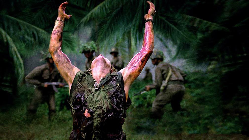 Las mejores películas de guerra (bélicas) que no debes dejar de ver - Platoon
