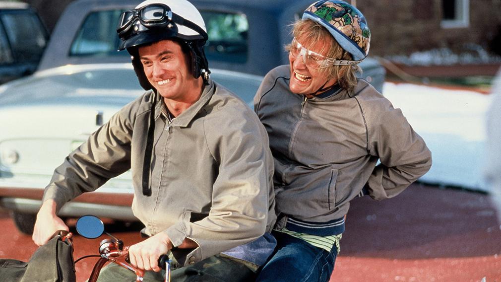Las mejores películas de risa para ver en compañía (actualizado a 2016) - Dos tontos muy tontos