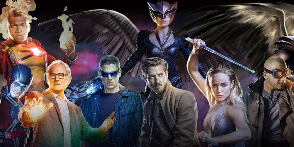Legends of Tomorrow temporada 2 reparto y conexión con Egipto