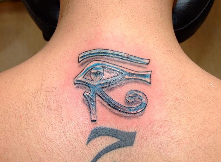 Símbolos egipcios ideas geniales para tatuajes - El Ojo de Horus