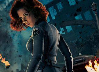 'Spiderman Homecoming' estará en ella Scarlett Johansson como la Viuda Negra