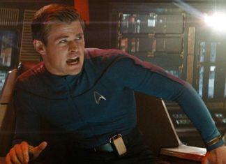 'Star Trek 4' en marcha, sinopsis y escritores revelados - Imagen Chris Hemsworth como George Kirk