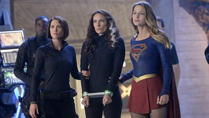 Supergirl avance de los capítulos 7, 8 y 9, Kara se enfrenta a su tía Astra