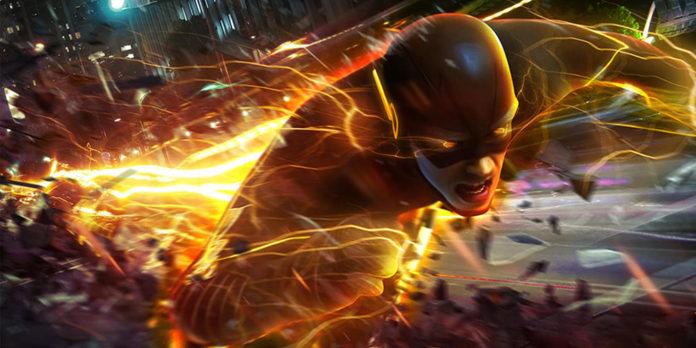 The Flash temporada 3 Gran Gustin prmociona los dos primeros capítulos