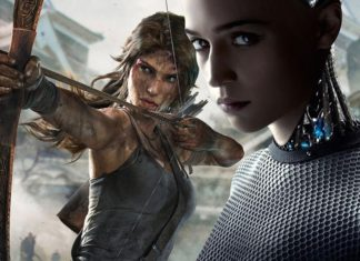 'Tomb Raider' Alicia Vikander quiere algo nuevo y fresco