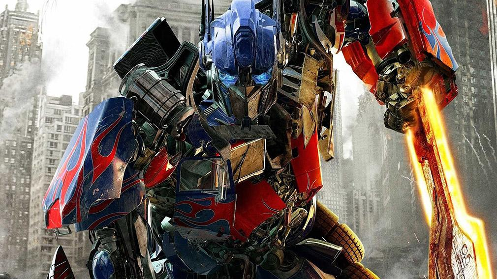 Transformers 5 video e imágenes del rodaje