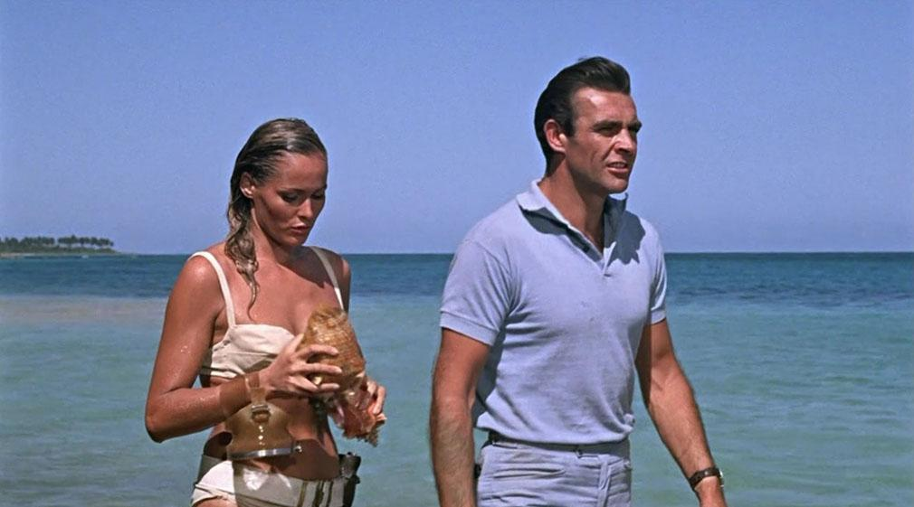 007, todas las películas de James Bond (actualizado a 2016) - Agente 007 contra el doctor No