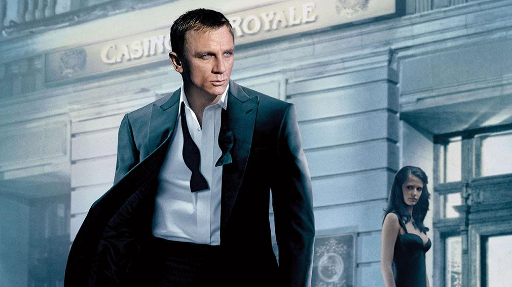 007, todas las películas de James Bond (actualizado a 2016) - Casino Royale