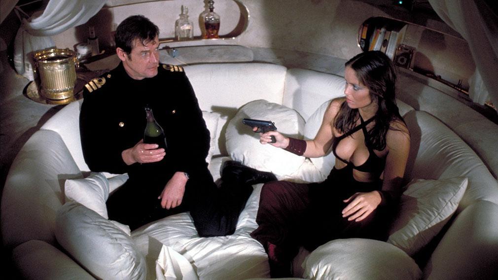 007, todas las películas de James Bond (actualizado a 2016) - La espía que me amó