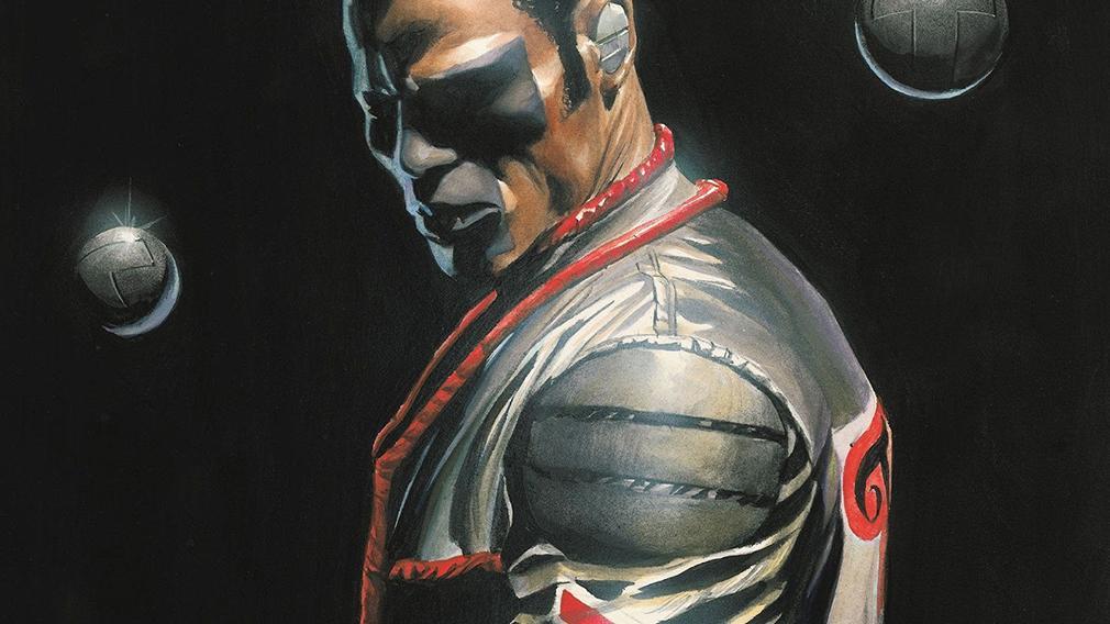 Arrow temporada 5 Echo Kellum promete que se vestirá como Mr Terrific
