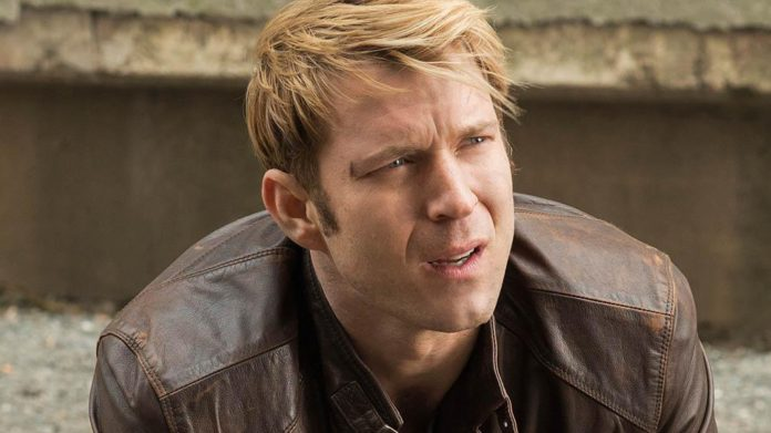 Arrow temporada 5 Will Traval de Jessica Jones será Human Target