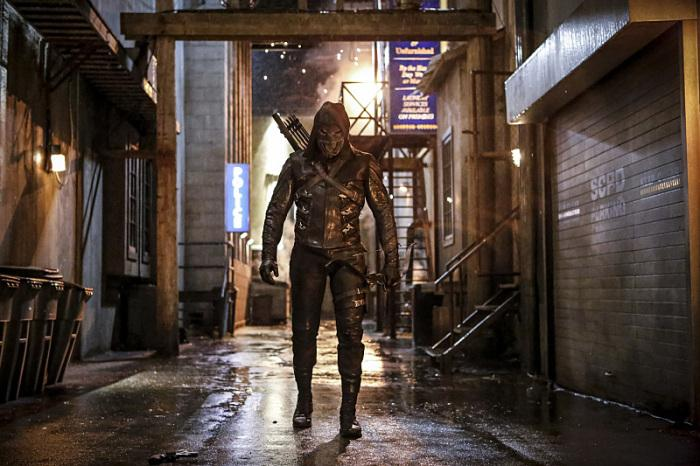 Arrow temporada 5 primeras fotos de Prometheus y los rusos - 02