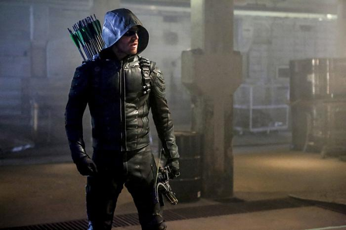 Arrow temporada 5 primeras fotos de Prometheus y los rusos - 08